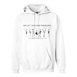 ballet teacher sweater