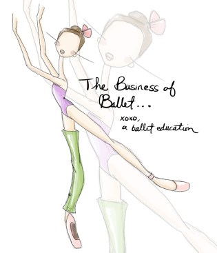ballet as a business