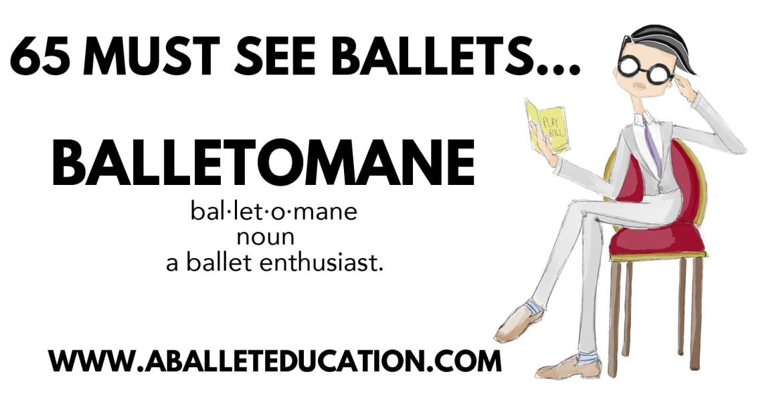 BALLETOMANE