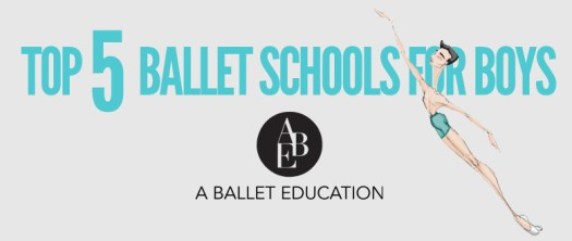 top ballet schools for boys
