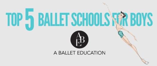 top ballet schools for boys