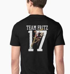 team fritz shirt