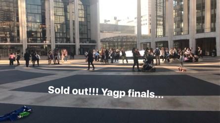 yagp finals