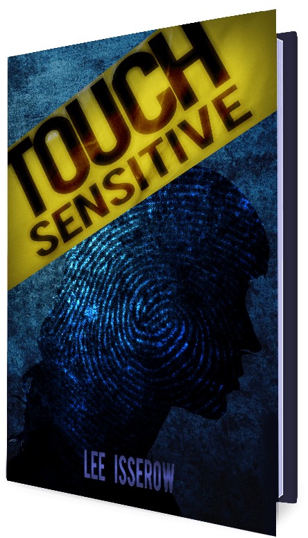 touch sensitive psychic detective scifi novel thriller novel supernatural romance thriller