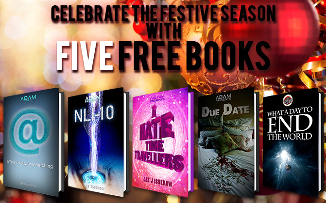 five free books free kindle free ebook scifi comedy thriller action adventure