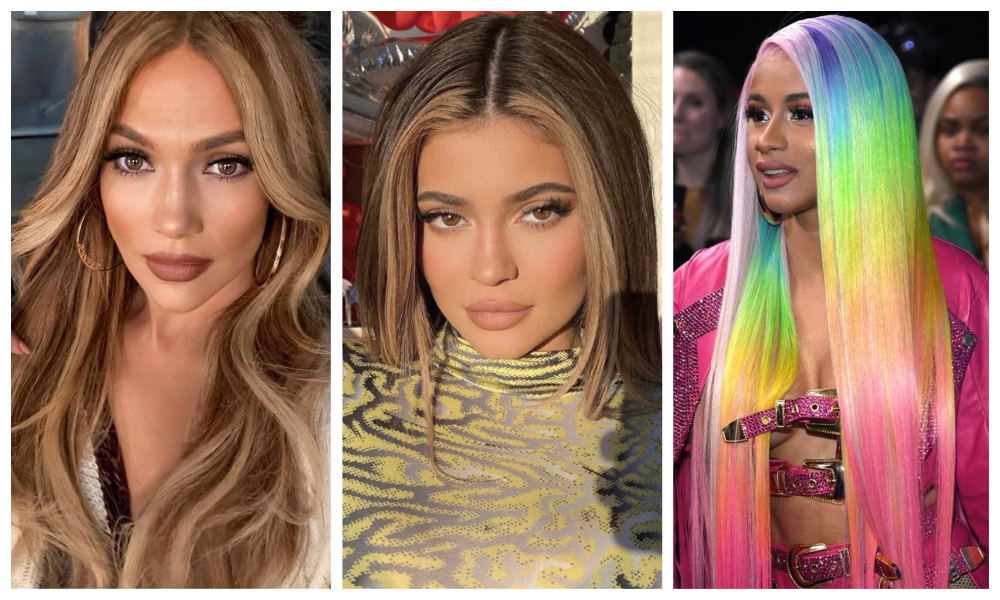 Spring & Summer Hair Color