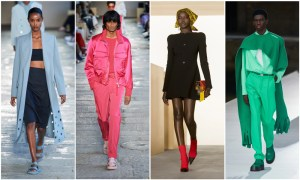 Best Colors On The Runway In 2021