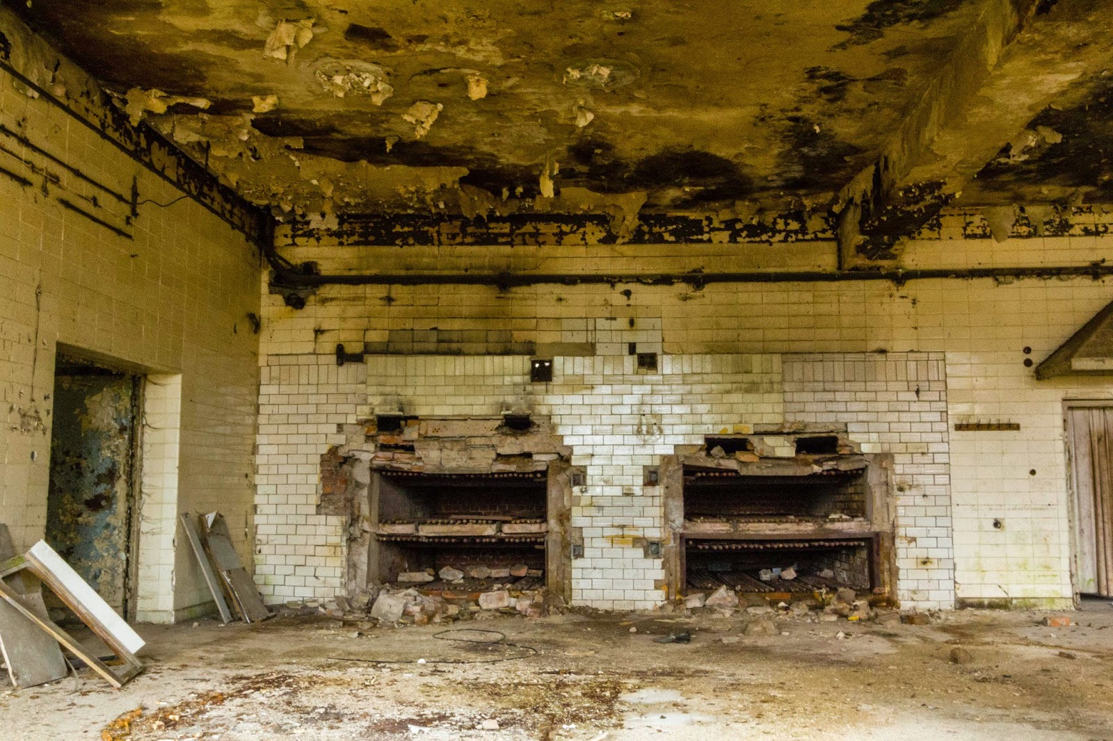 SS Bakery: Bread for a concentration camp – Abandoned Berlin