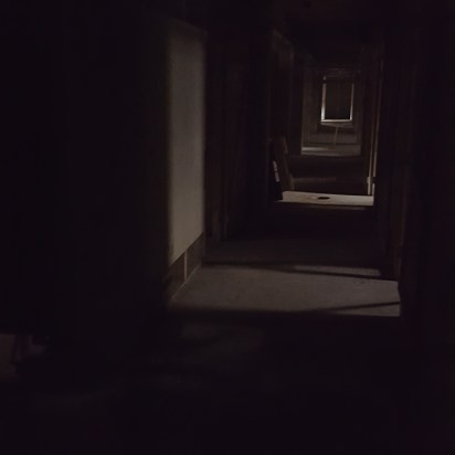 Hallway Basement-Eklund