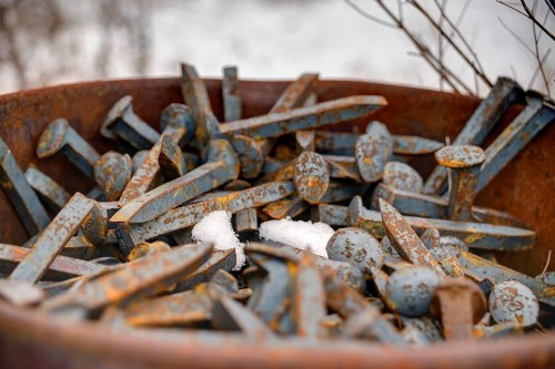 Bucket of Nails, Phoenicia Railroad Station