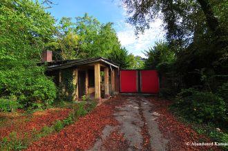 Abandoned Porter's Lodge