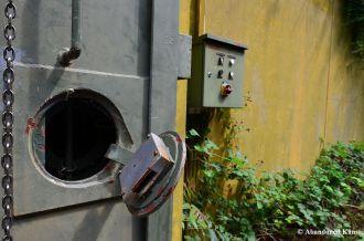 Vandalized Lock