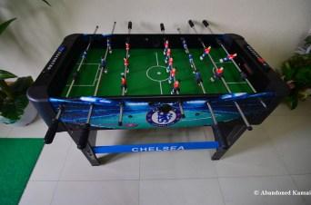 Chelsea Foosball Table