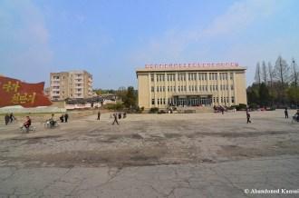 Cultural Center, Kaesong