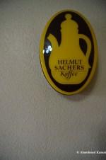 Ryongwang Coffee Shop, Helmut Sachers Kaffee, Pyongyang