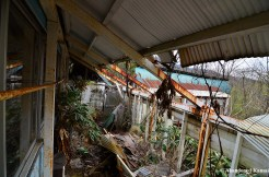 Collapsed Guest Rooms