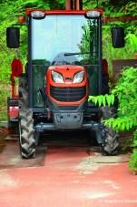 Red Midget Tractor