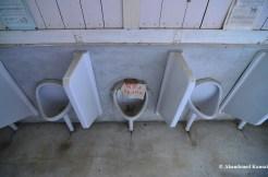 Abandoned School Toilet