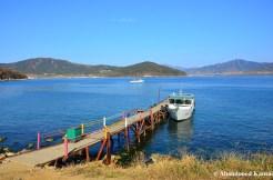 Boat Trip In North Korea