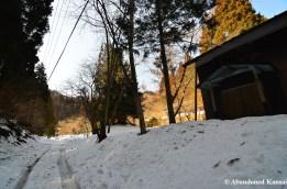 Snowed In Ghost Town