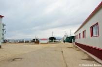 Dock Of A Seafood Processing Factory, Rajin, DPRK