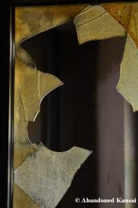 Fire Damaged Window
