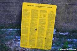 Rules For The Operation Of Electrical Power Installations