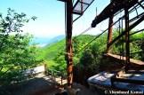 Abandoned Ropeway Station Near Beppu