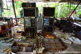 Abandoned Dance Dance Revolution Machines