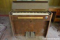 Abandoned Yamaha Piano