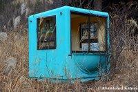 Abandoned Control Station