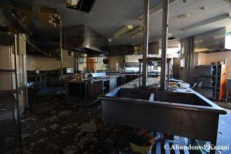 Deserted Kitchen