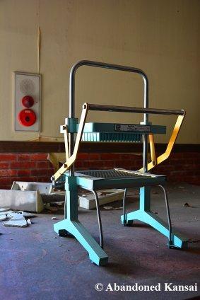 Abandoned Kitchen Machine
