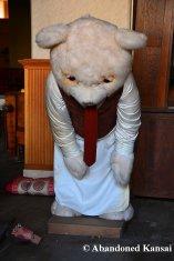 Bowing Teddy Bear
