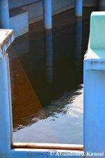 Gate Between Two Pools