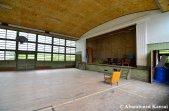 Old Japanese Gymnasium