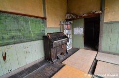 Organ In An Abandoned School