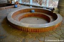 Abandoned Indoor Onsen