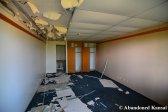 Hahn Air Base Dormitory Room