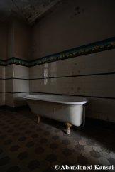 Beautiful Abandoned Bathtub