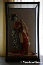 Beautiful, Valuable Geisha Doll