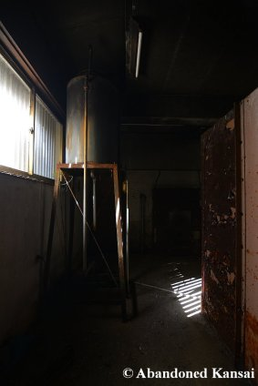 Crematorium Backroom
