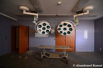 Deserted Operation Room