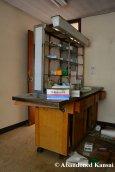 Half-Empty Medicine Cabinet