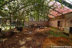Deserted Garden Restaurant