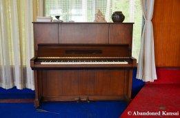 Abandoned Church Piano