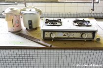 Abandoned Kitchen Appliances