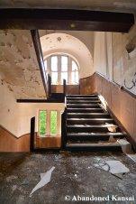 Kurhotel Stromberg Staircase