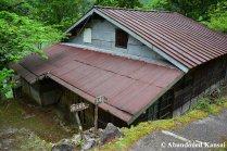 Old Abandoned Japanese Building