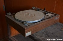 Abandoned Victor Record Player